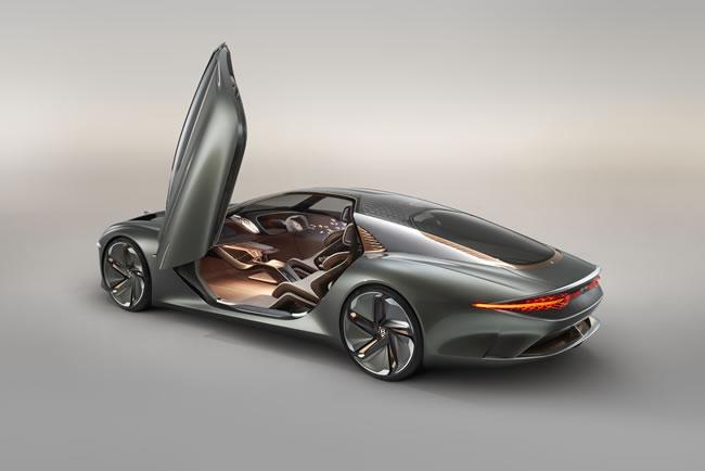 Bentley Motors today launches 'Bentley 100 AR'