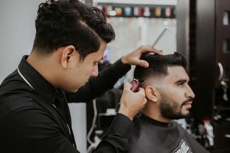 Men Hairdresser