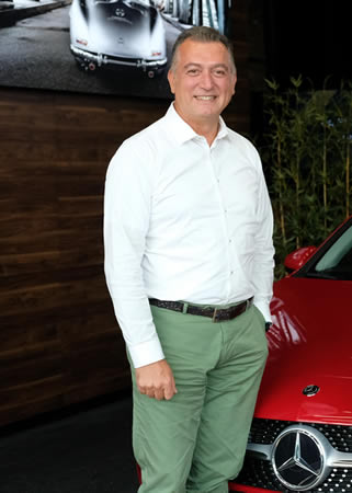 Şükrü Bekdikhan, Executive Board Member, Mercedes-Benz Türk Passenger Cars