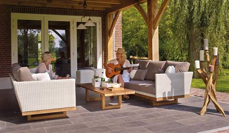 Patio or a Deck