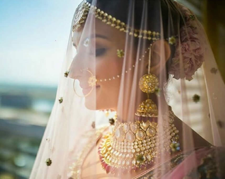 How To Match Your Bridal Jewellery With Lehenga?