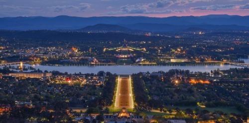 Australian Cities Canberra
