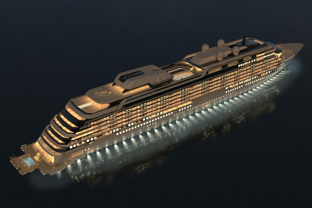 DIV Shipbuilding to build residential super-yacht M/Y NJORD. A Yacht with a Purpose.