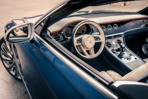 The New Continental Gt Mulliner Convertible