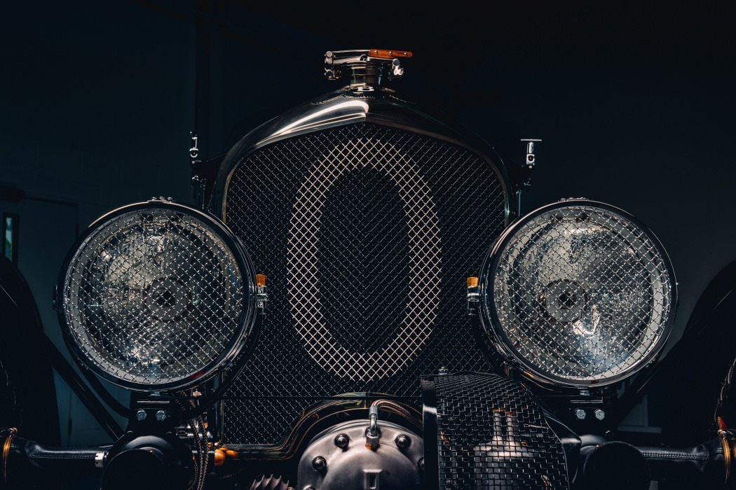 The First New Bentley Blower For 90 Years - The Blower