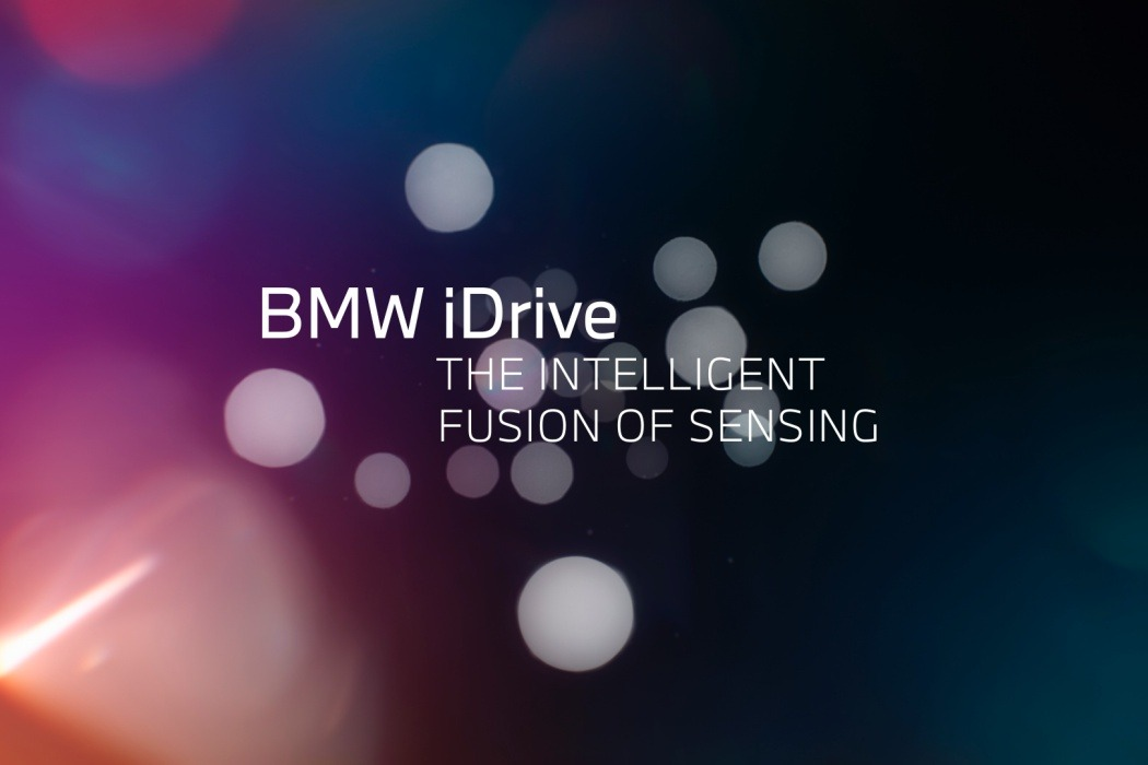 BMW iDrive at the CES 2021