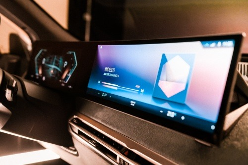 BMW iDrive at the CES 2021 - 3
