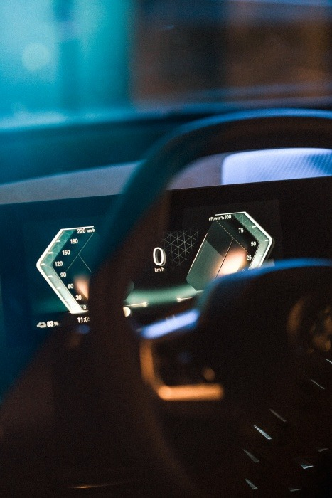 BMW iDrive at the CES 2021 - 4