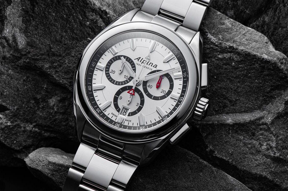 Alpiner Quartz Chronograph : Designed for escape