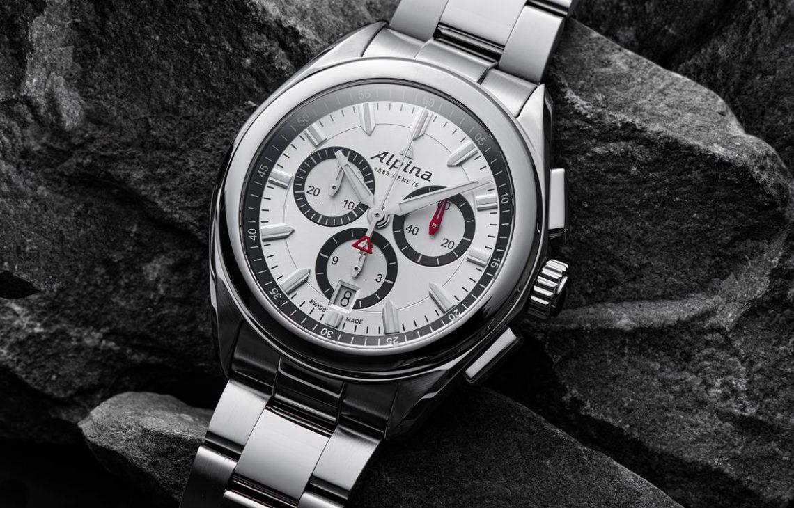 Alpiner Quartz Chronograph Designed for escape