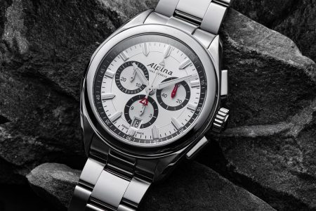 Alpiner Quartz Chronograph Designed for escape