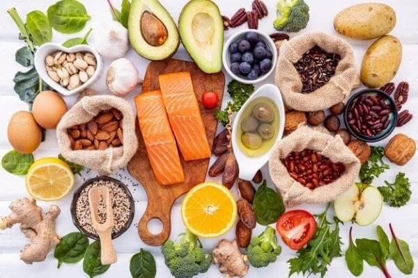 healthy nutritionist food