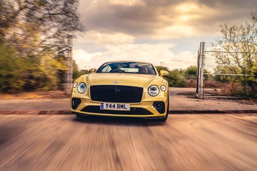 A New Film From Bentley Motors